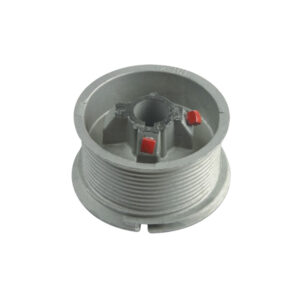 Cable rolling drum