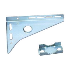 Angle garage door track CHIHW Hardware