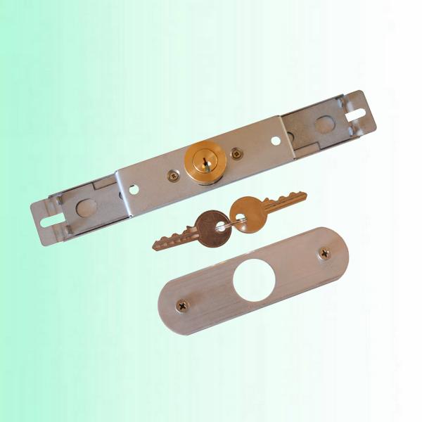 Garage door handle lock - CHI Hardware