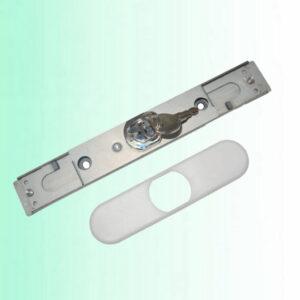 Hardware Garage door handle lock